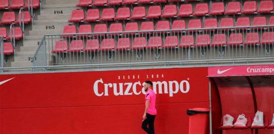 Ocampos entrenamiento Sevilla FC